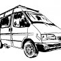 Ford Transit AUTO-entrepreneur