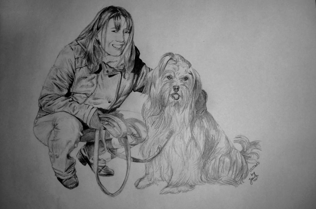 Zeichnung Copyright JAJOFO.DE