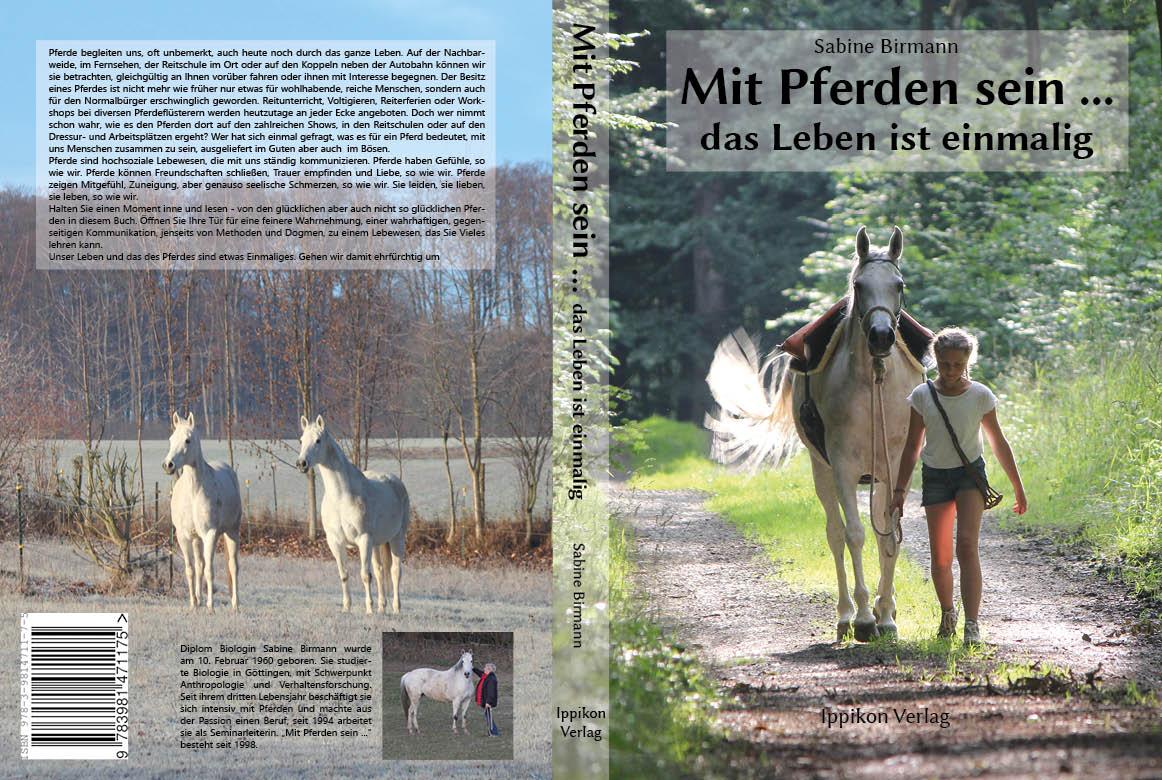 """JaJoFo: News Dezember 2016 – """"Mit Pferden sein … das Leben ist einmalig"""" Bucherscheinung"""