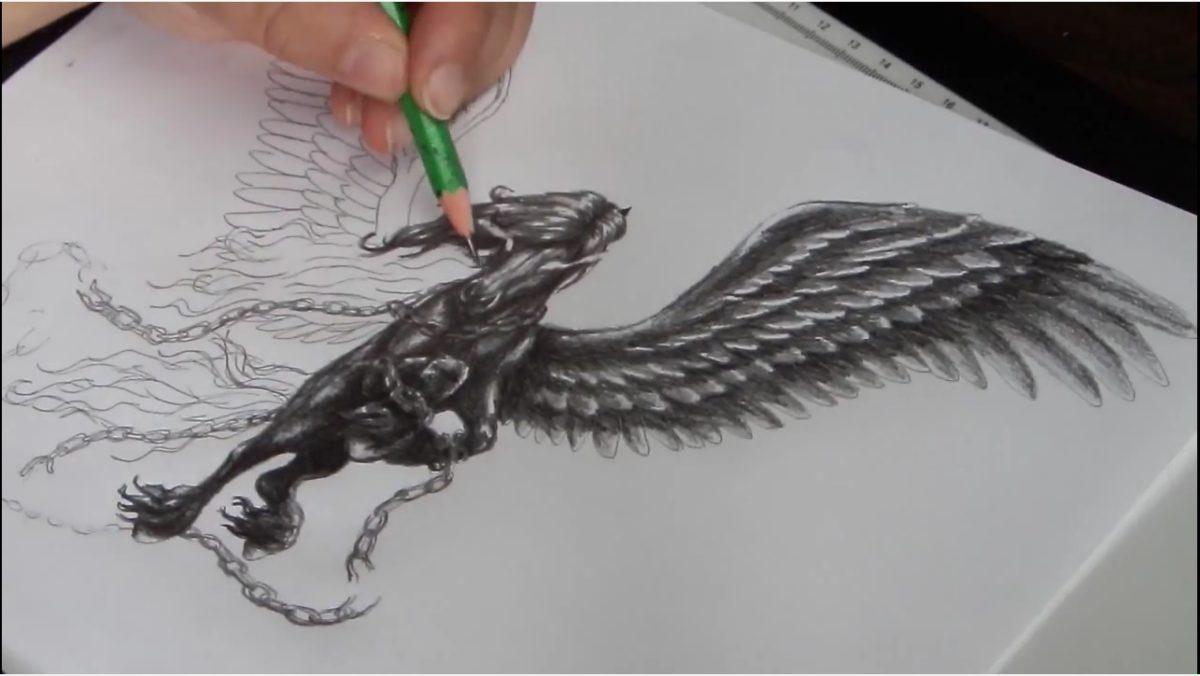 JaJoFo: News März 2017 – Neues Video: Schwarzer Pegasus und: das Mit Pferden sein-Buch vorgestellt