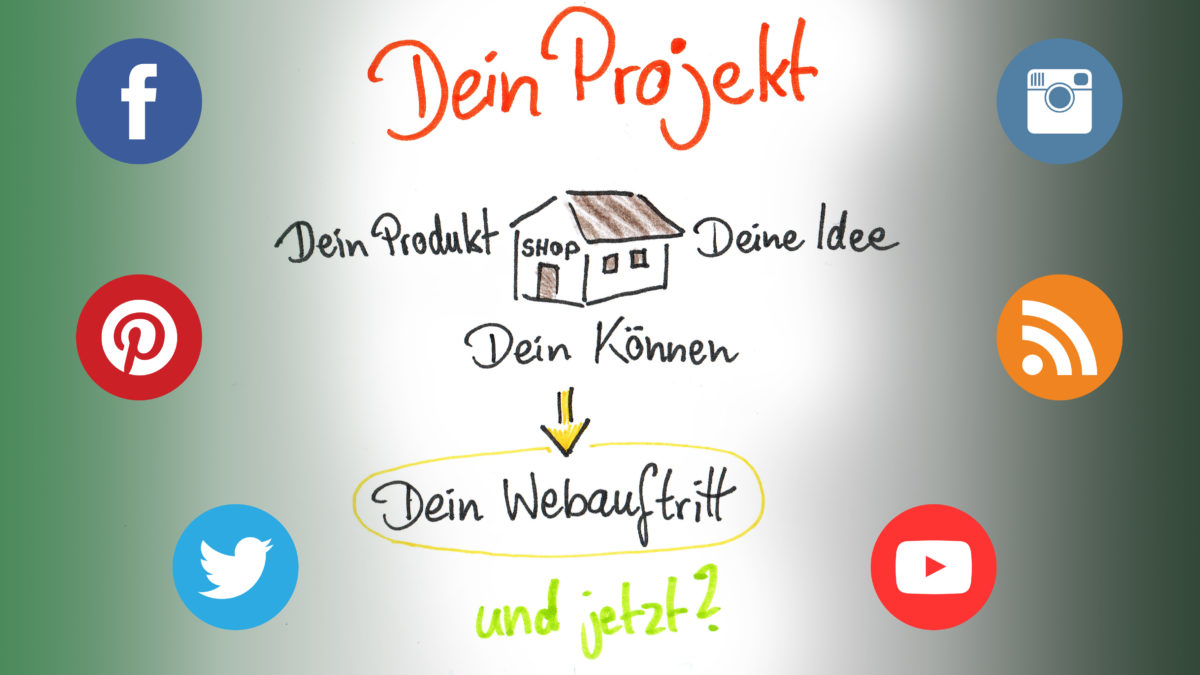 Neues Angebot: Web-Consulting / Web-Marketing