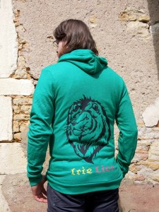 Reggea jacket design