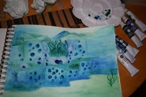Painting: Work in Progress